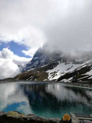 Eiger Bergsee