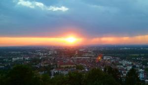 Panorama, Turmberg