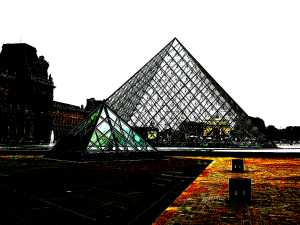 Pyramid du Louvre