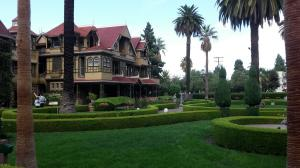 Haunted Winchester House