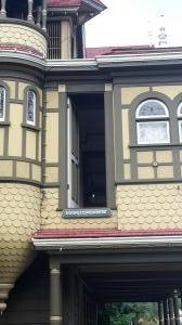 Door to nowhere - Winchester House